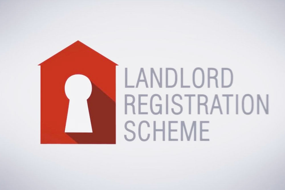 Landlord Registration Scheme Logo